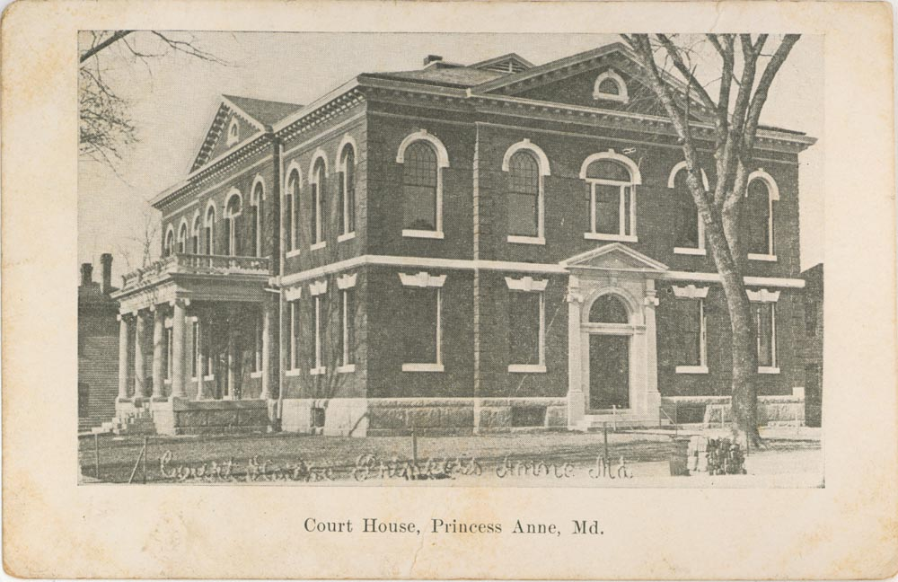 Court House Post Card